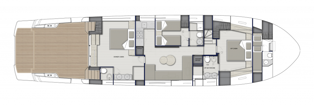 Lower Deck B